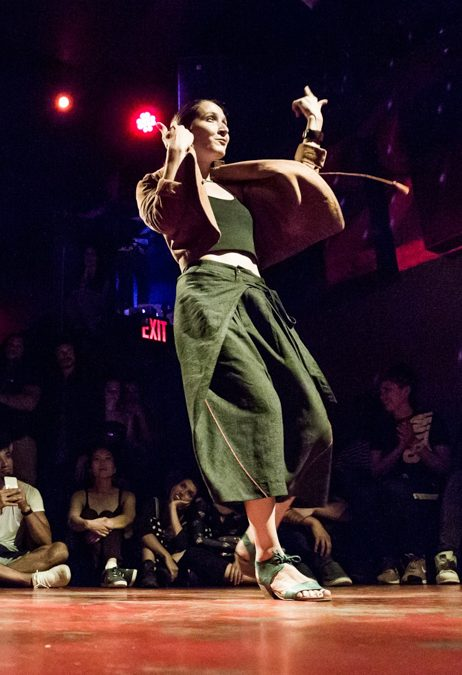 A celebration of contemporary dance, music, and fashion